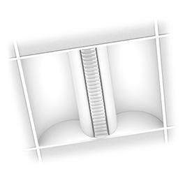 Hybrid Acrylic Basket (HB22)