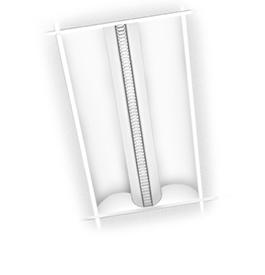 Hybrid Acrylic Basket (HB24)
