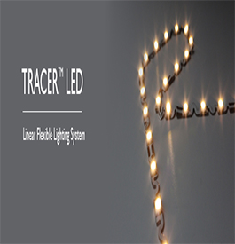 Tracer LED Linear Flexible Lighting System