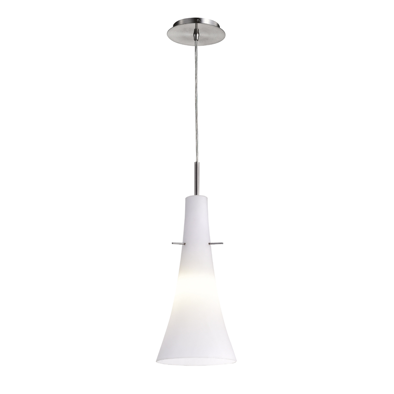 P118-1 Mini Pendant (LED & Fluorescent)