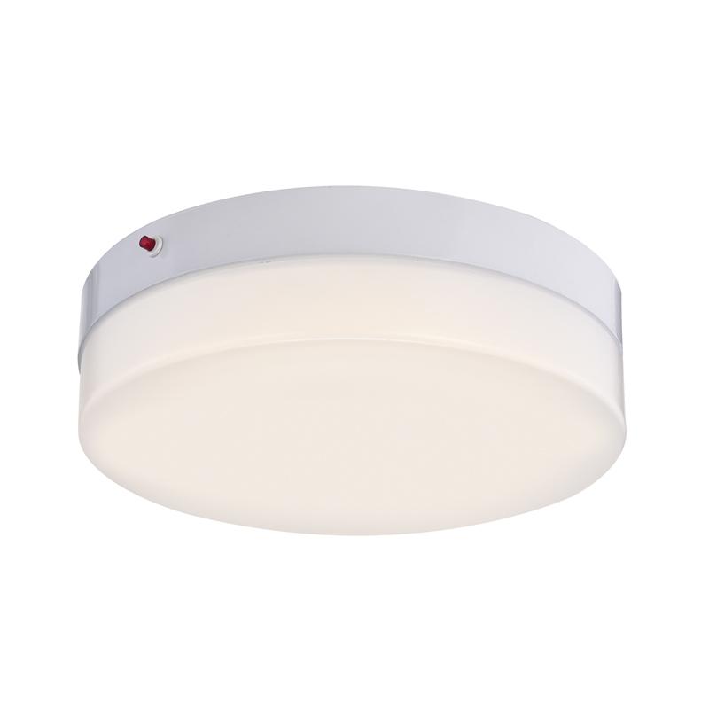 2-0245-A-EM 2-0246-A-EM Round Puff (LED)