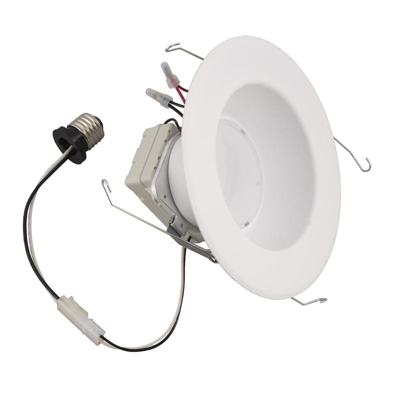 LED Re-trofit Kit for 4″  -  5″  - 6″ Recess Can Light (LED)