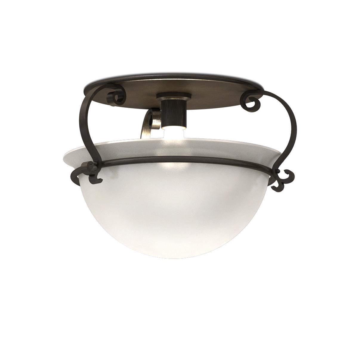Artisan Lindos Semi-Flush Ceiling Bowl