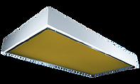 EL LED Narrow Spectrum Troffers