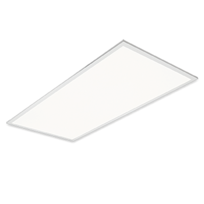 2 x 4 LED Edge Lit Flat Panel, 50W, 5000K, Dimmable