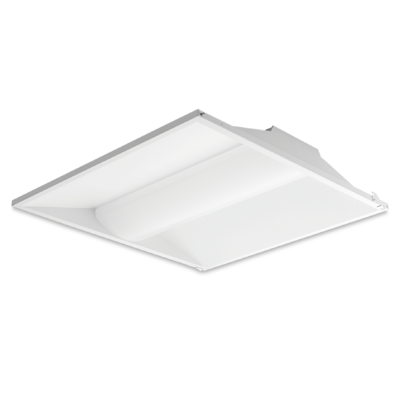 2 x 2 3500K, 2800lm LED Troffer Retrofit Kit