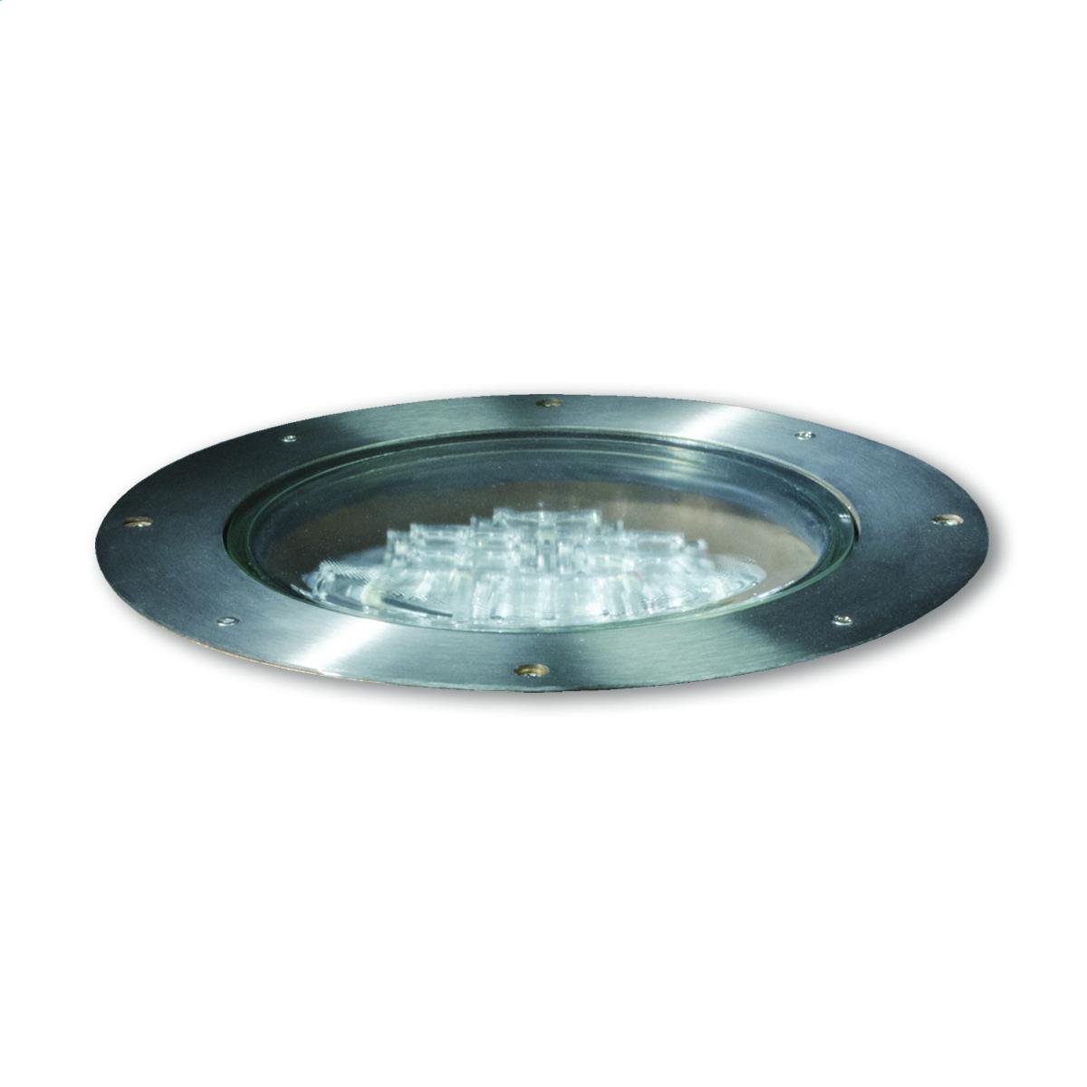 Lightvault® 8 RGBW Stainless Steel