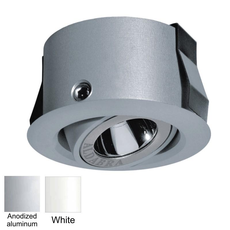 Adhara 3000K - Optic 13° LED Spot - Aluminum