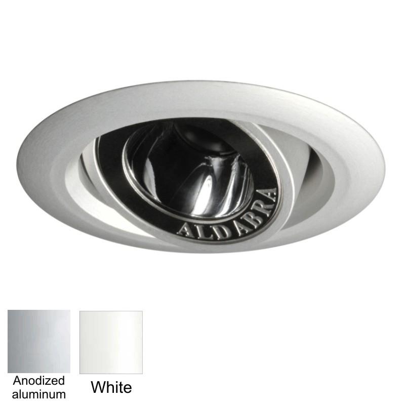 Adhara 3000K - Optic 35° LED Spot - Aluminum