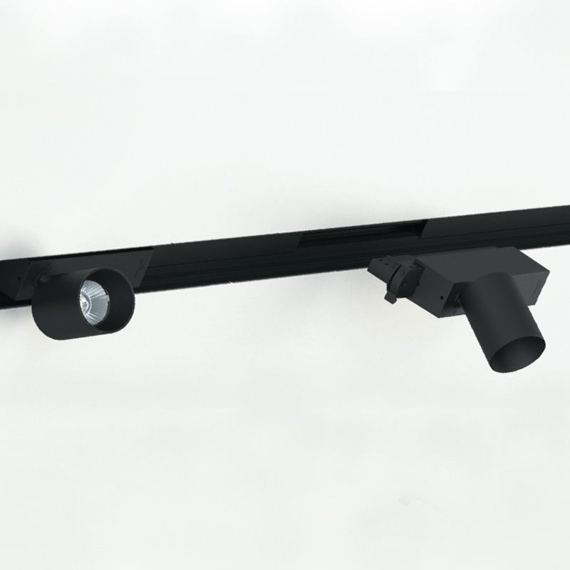 2LOOK4LIGHT TRACK - CENTRIQ - Trimless Profile System
