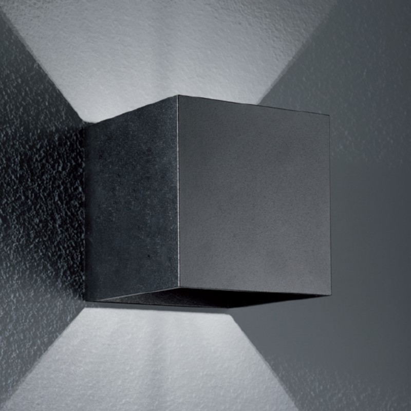 Dice - Wall LED 100mm 3 15 - 16