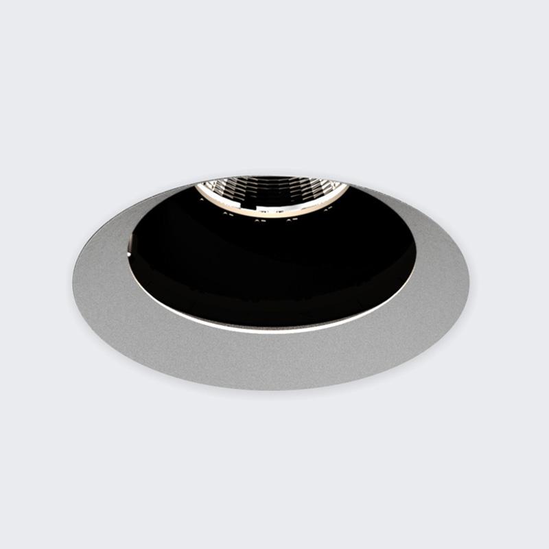 Bioniq Round Adjustable - Trimless