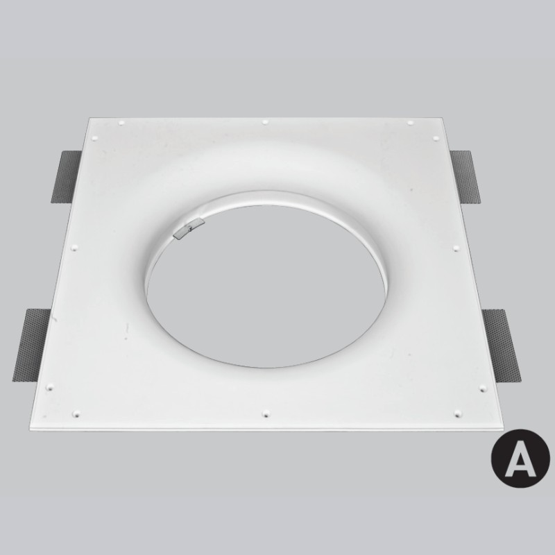 Barbalux System - Recessing Frame