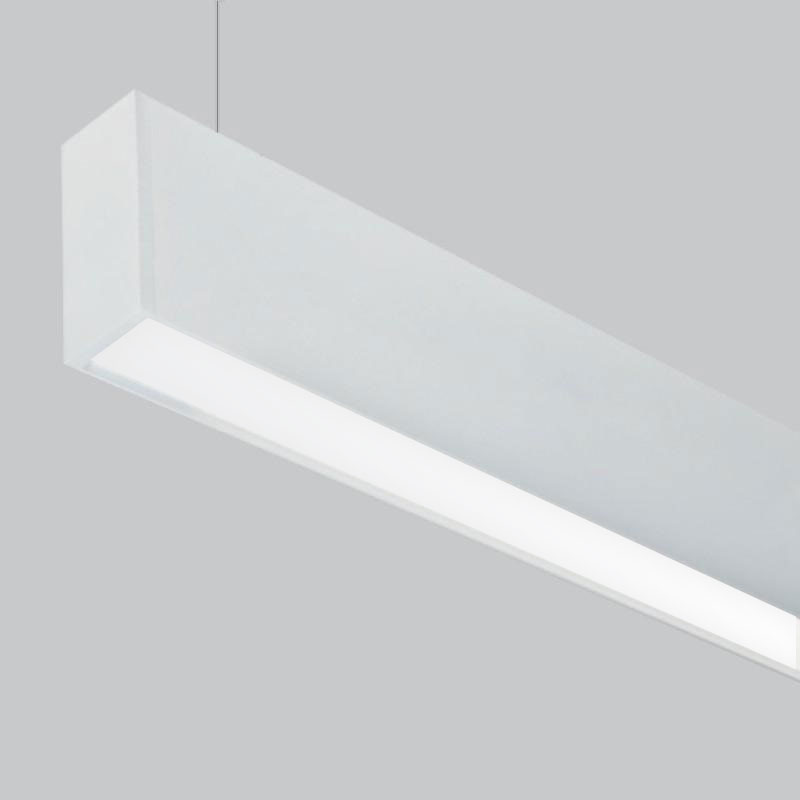 Vision Profile System - Suspension - Custom Length T5 - LED