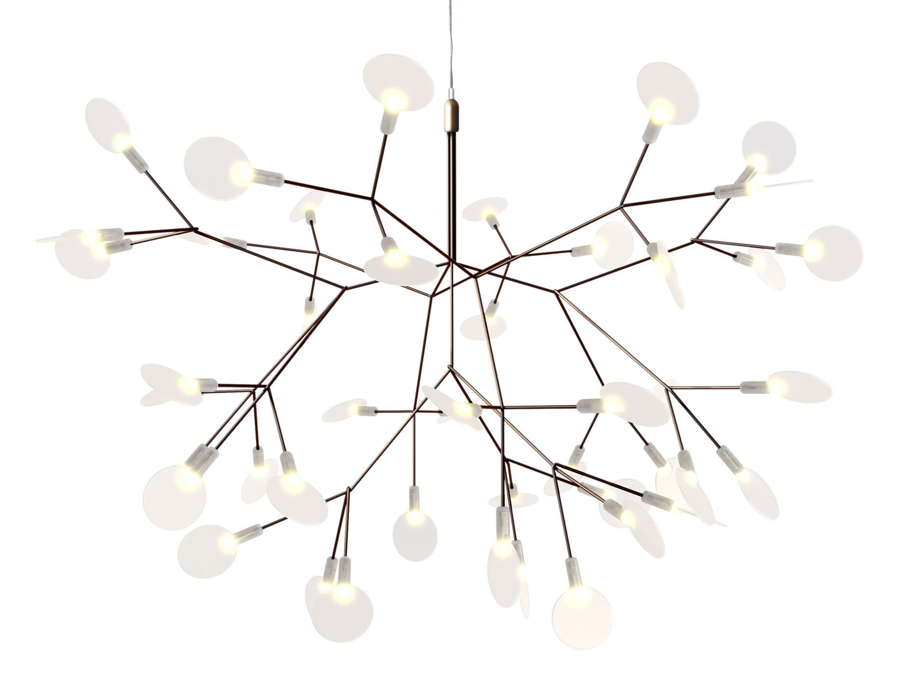 Heracleum II Small LED Suspension