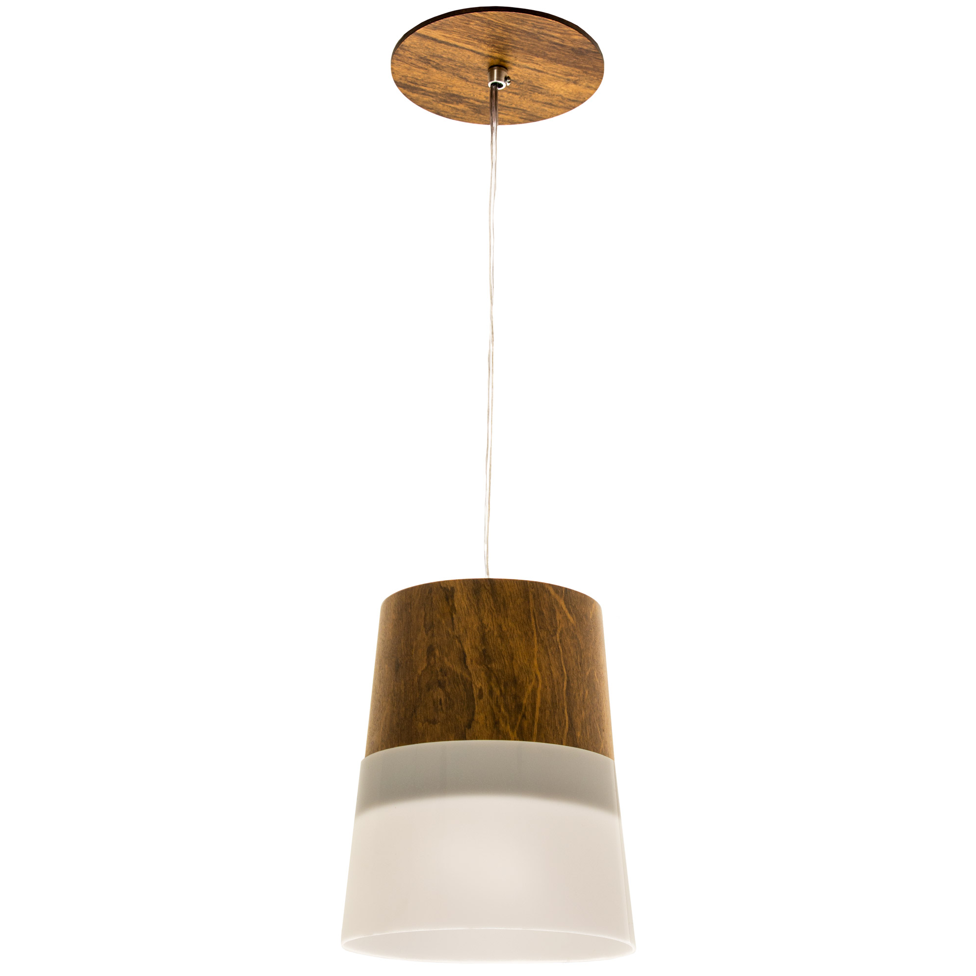 Smooth Tapered Line Pendant
