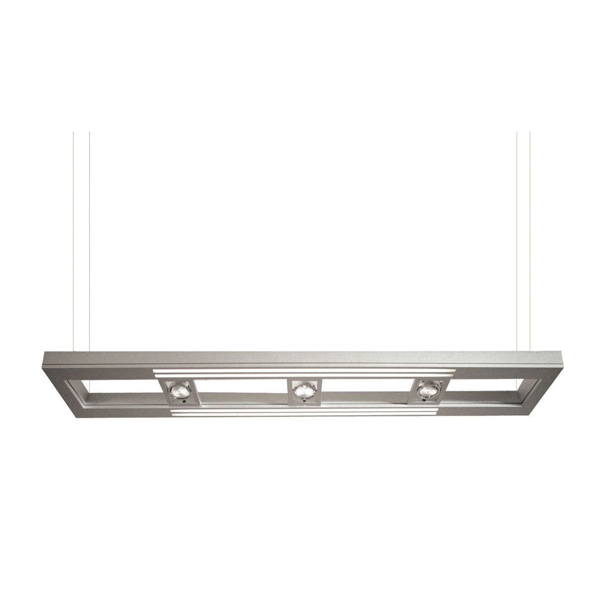 Lyra 60 - 120 Inch LED Linear Suspension