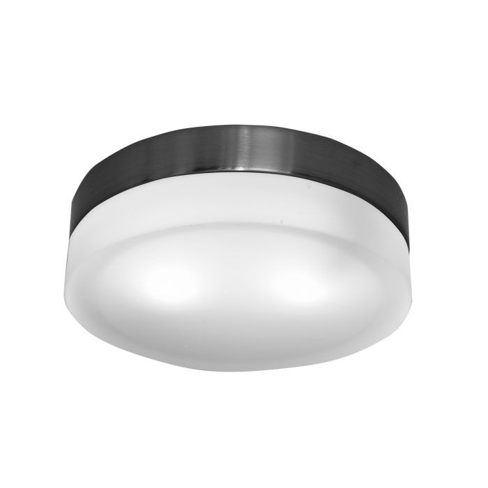 Mint Round Ceiling Light