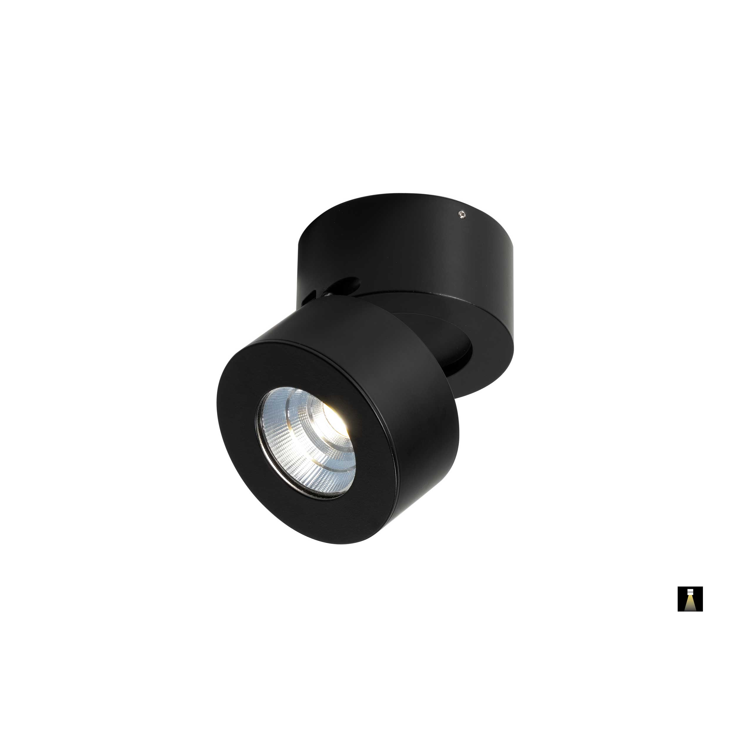 Favilla LED Ceiling or Wall Spot 50 Degree