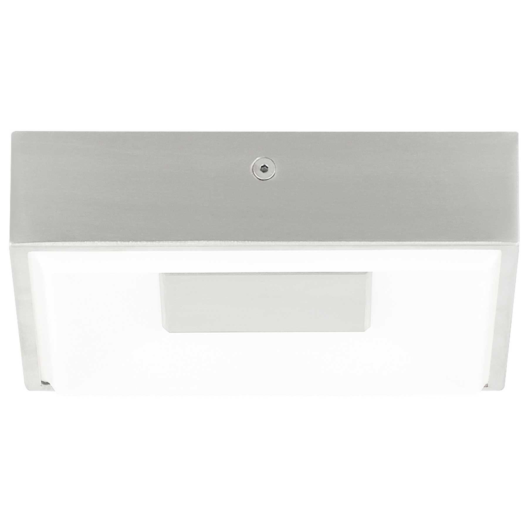 Wynter Square Flush Mount Ceiling - Wall