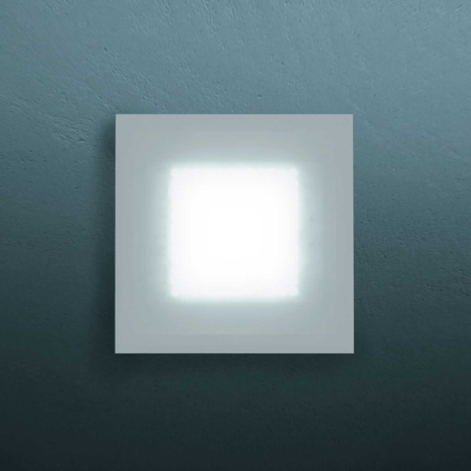 Sole Square Wall or Ceiling Lamp