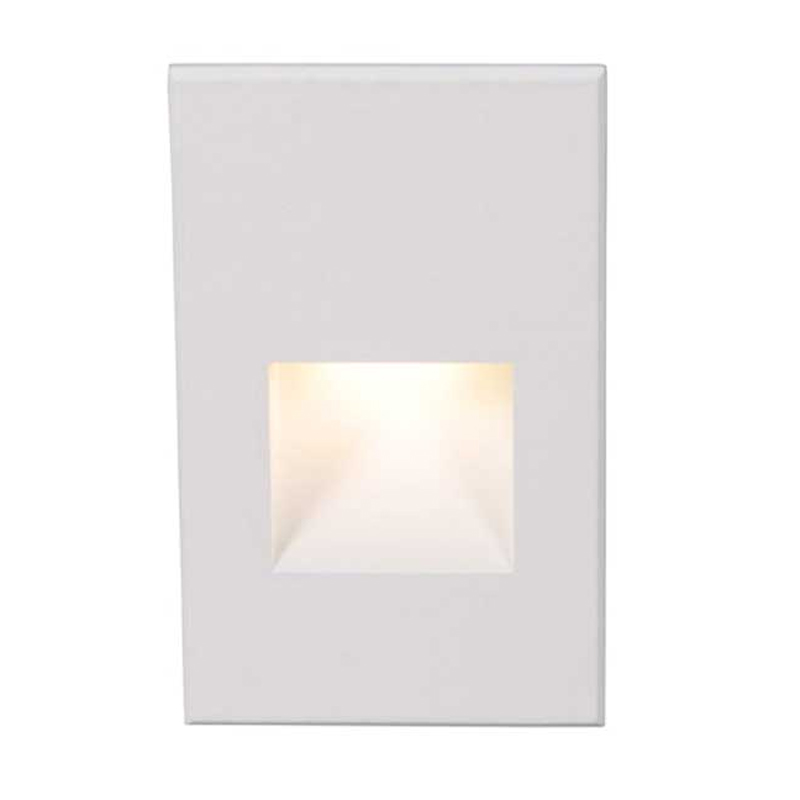 120V LED200 Vertical Scoop Step  -  Wall Light
