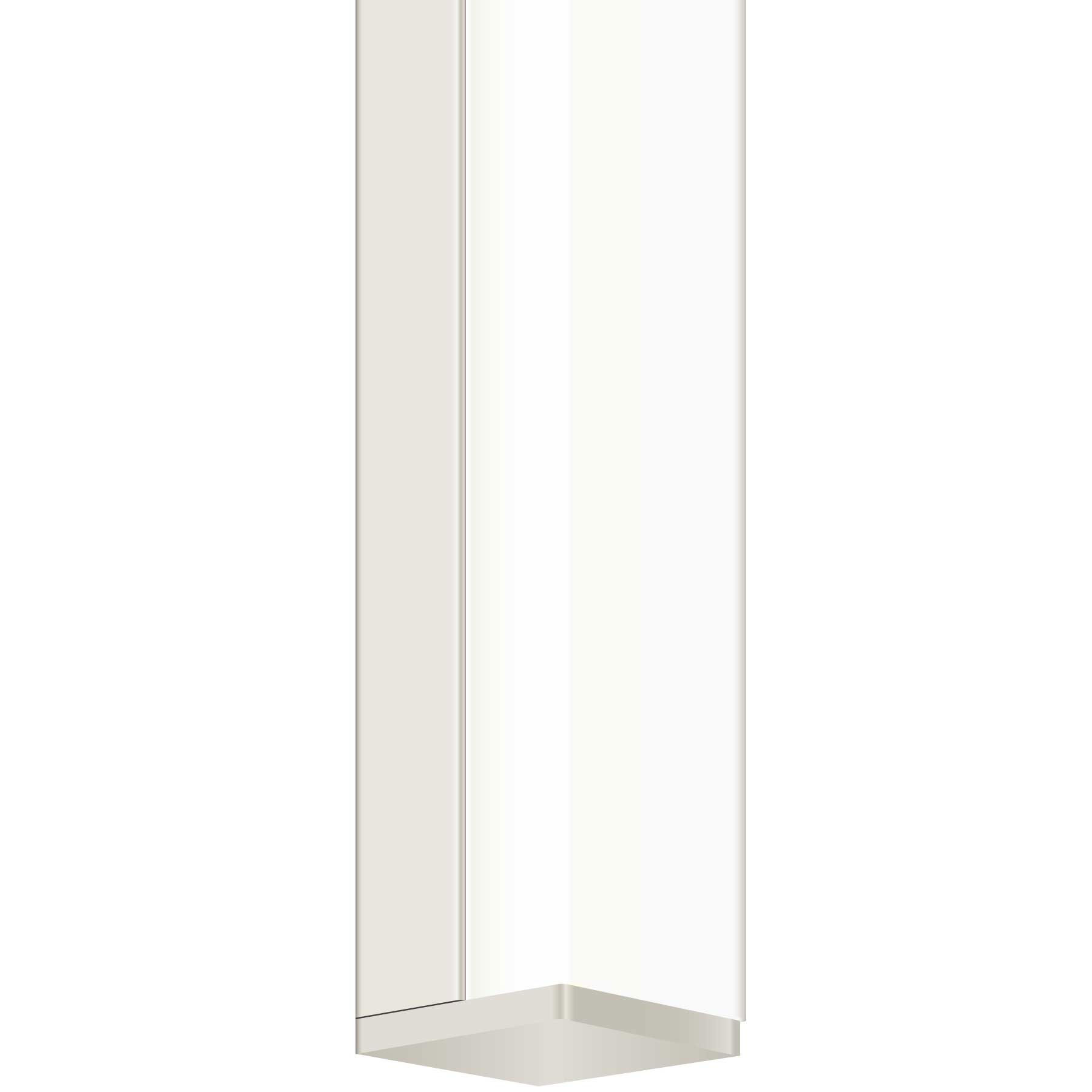 Twiggy 24V S1 Lens Rectangle Canopy Vanity