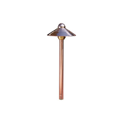 CUL6 Copper Pathlyte with Mounting Stake