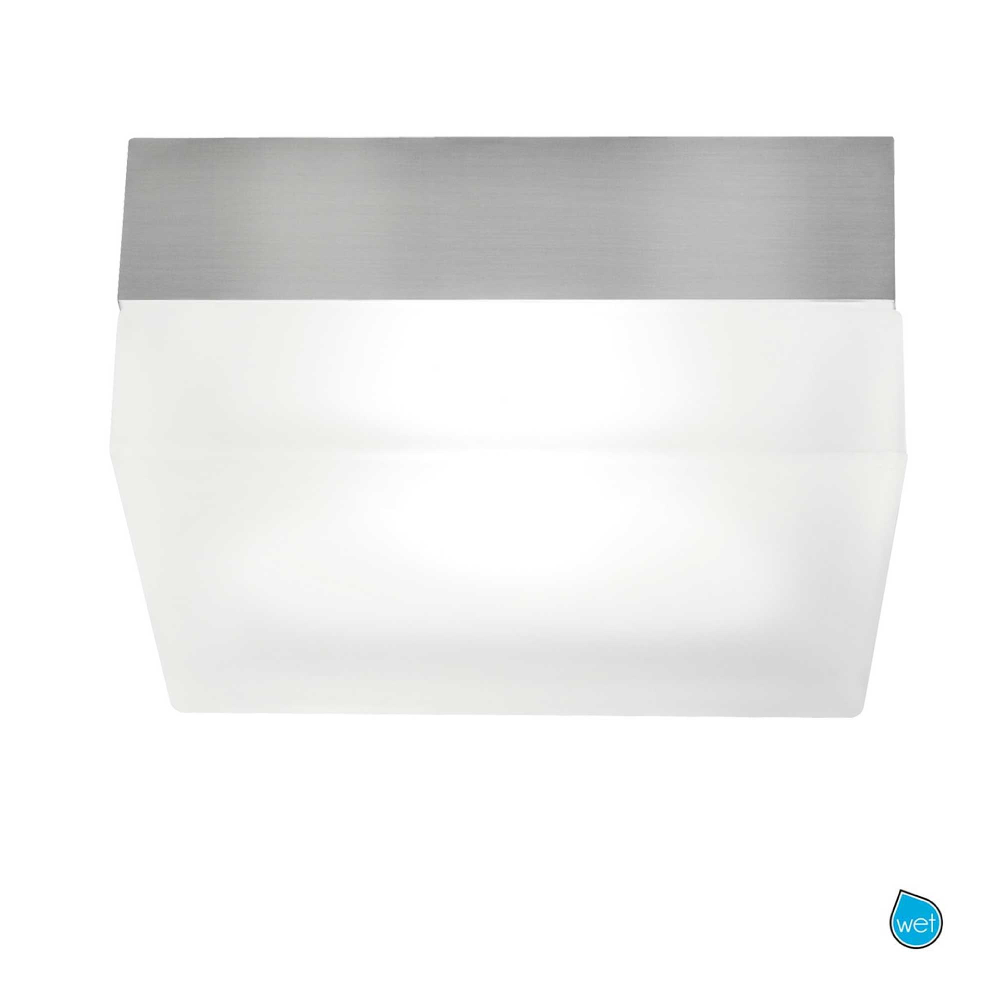 90 Square Wall - Ceiling Flush Mount