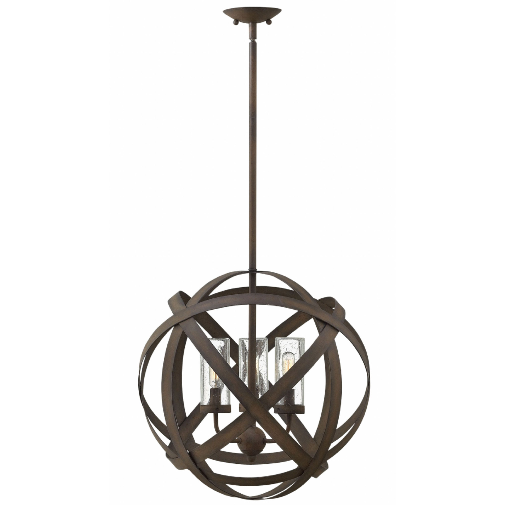 Carson Outdoor Chandelier