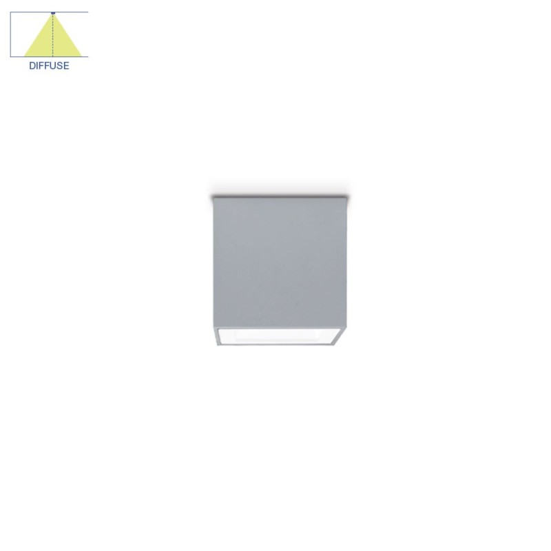 One Downlight - Transparent Glass