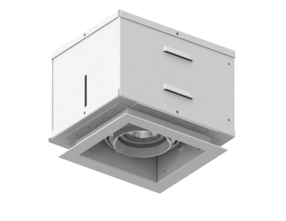 Solais XFR11  -  low to medium output | Integrated LED Fully Recessed Multiple