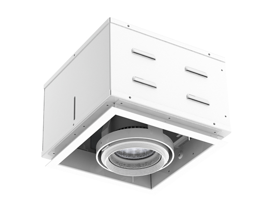 Solais XSR11-30  -  Super high output | Integrated LED Semi Recessed Multiple