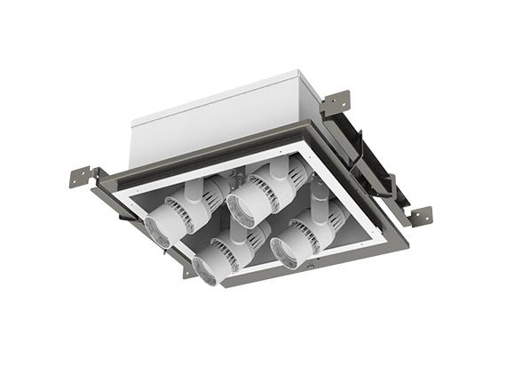 Solais Modular XAR22-Xm20 | 500 - 1450 Lumens  -  Head