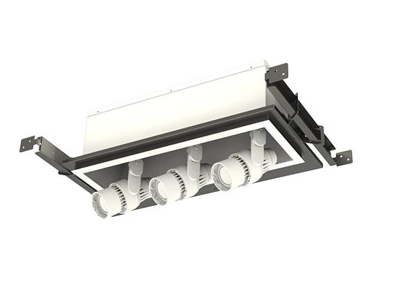 Solais Modular XPD13-Xm20 | 500 - 1450 Lumens  -  Head
