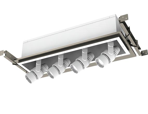 Solais Modular XPD14-Xm20 | 500 - 1450 Lumens  -  Head