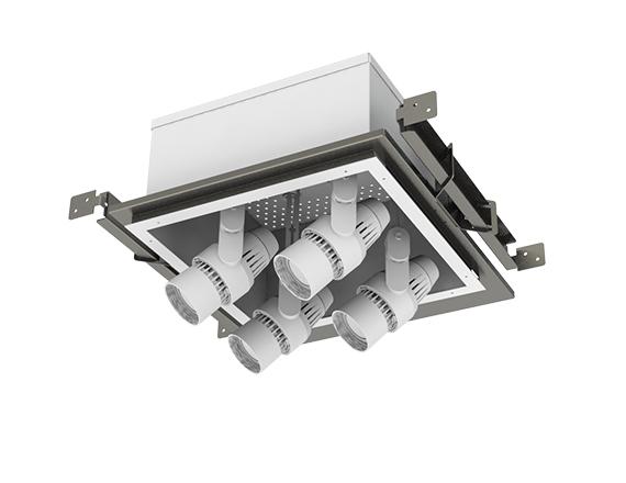 Solais Modular XPD22-Xm20 | 500 - 1450 Lumens  -  Head