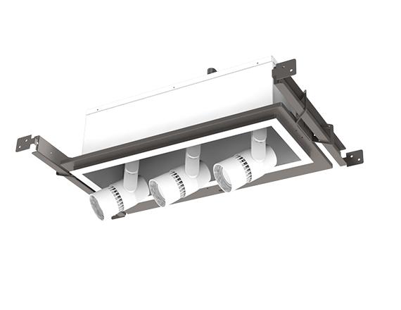 Solais Integral XPD13-X20 | 500 - 1450 Lumens  -  Head