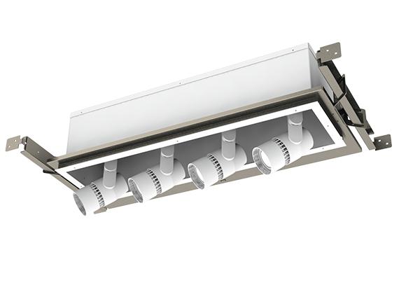 Solais Integral XPD14-X20 | 500 - 1450 Lumens  -  Head