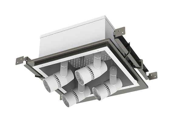 Solais Integral XPD22-X20 | 500 - 1450 Lumens  -  Head