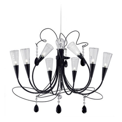 Black Beauty - Chandelier