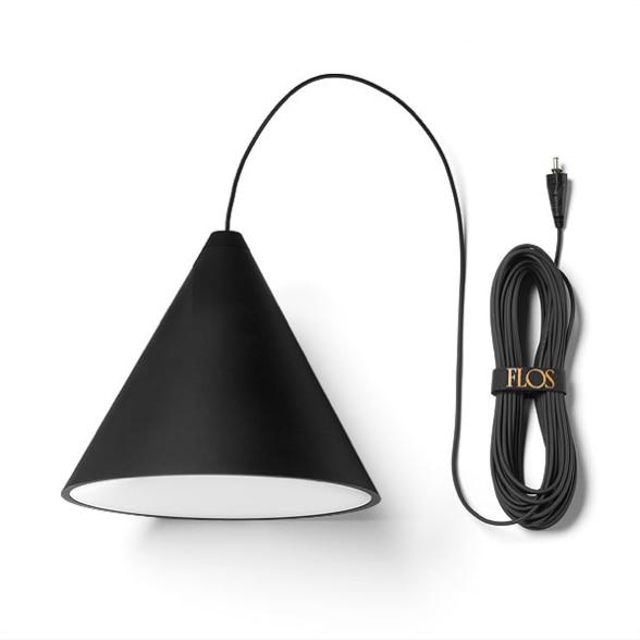 String Lights Cone