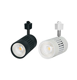 15w Advanced LED Round Track Light