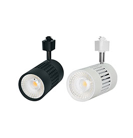 8w Advanced LED Round Track Light