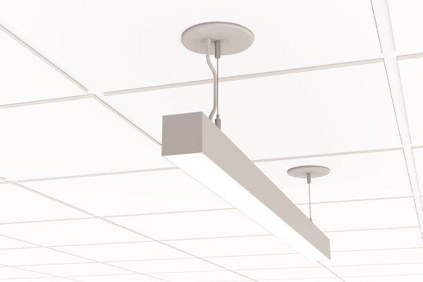 Sienna Pendant Flush Lens