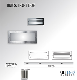 Brick Light Due