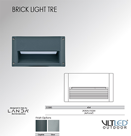 Brick Light Tre