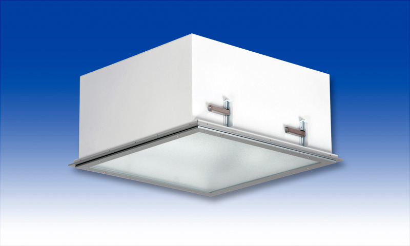 F8 - V6 Series 2x2 Flange Commercial HID