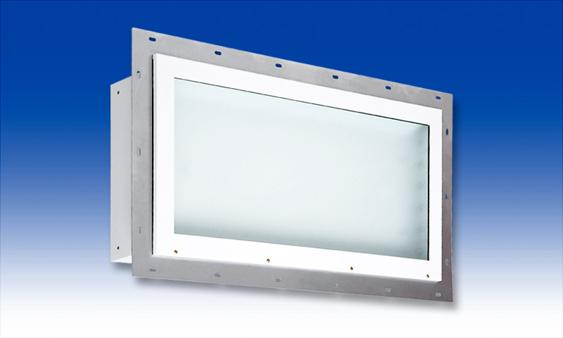 HB9 Series 2x Front Access Booth Lite