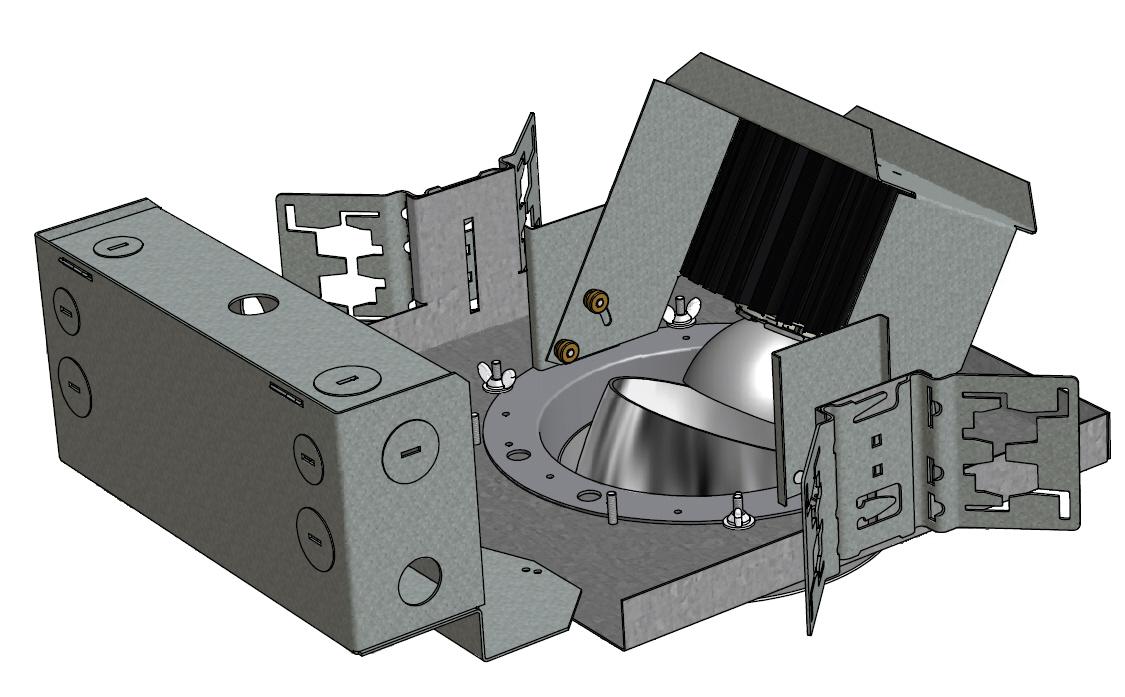 Clarus 8LE-MX2-ADJ